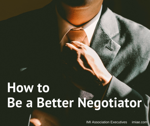 2016.9.30 better negotiator