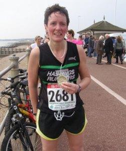Sue-marathon