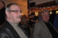 Réception à Tillicoultry : Notre Maire et son adjoint