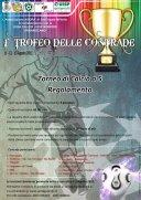 1° Trofeo delle contrade (locandina)