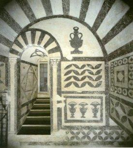 Battistero di San Giovanni - matroneo