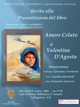 locandina Caltagirone Amore Celato
