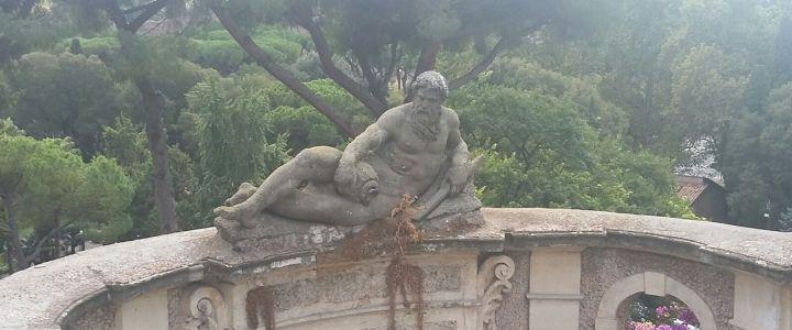 Con Arcadia a Villa Celimontana