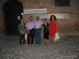Elvio Angeletti, Lorenzo Spurio, Vincenzo Prediletto, Gioia Casale, Marinella Cimarelli