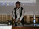 La giornalista Asmae Dachan