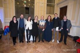 Foto di gruppo della Commissione di Giuria Edizione 2016