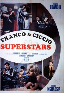 Franco e Ciccio superstars (1975)