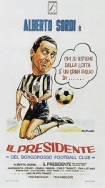 il presidente del borgorosso football club(1970)