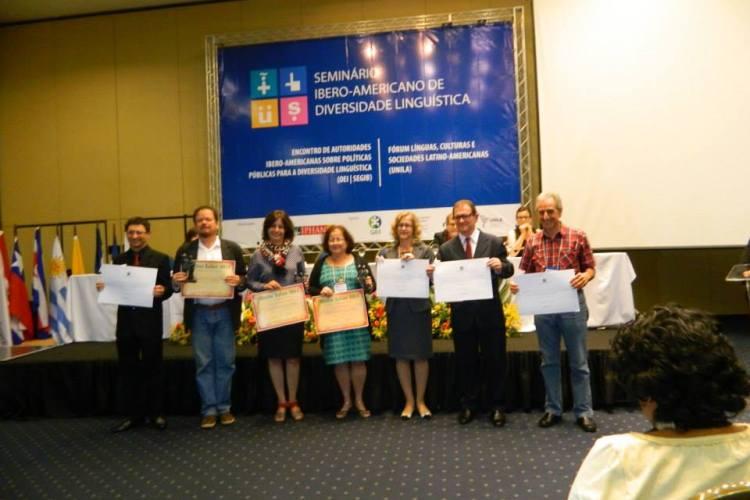 19° ENCONTRO NACIONAL DOS DIFUSORES DO TALIAN. V FÓRUM BRASILEIRO DA LÍNGUA TALIAN  13,14 E 15 DE NOVEMBRO DE 2015.
