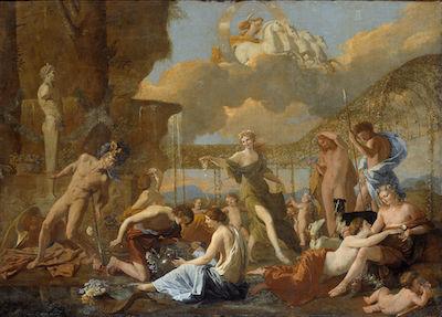 Peintures françaises Louvre Guid'z