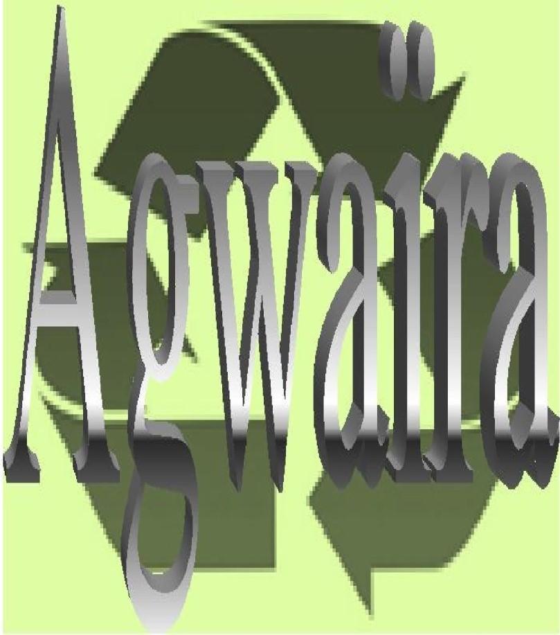 AGWAIRA - Déchets