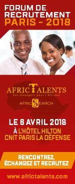 Affiche Afric Talents