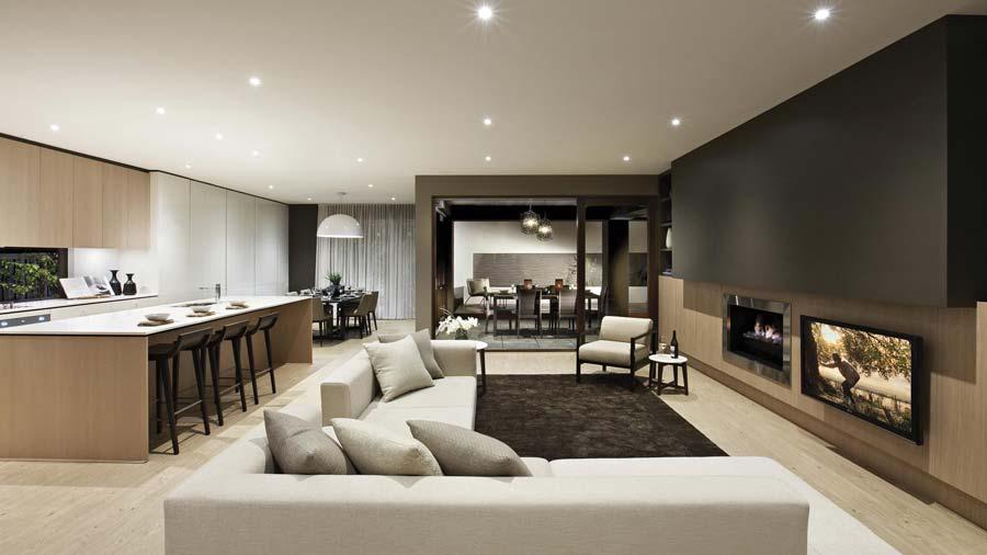 Ci viene richiesto di arredare la zona giorno di un appartamento di circa 120 mq. Come Arredare Cucina E Soggiorno In Un Ambiente Unico