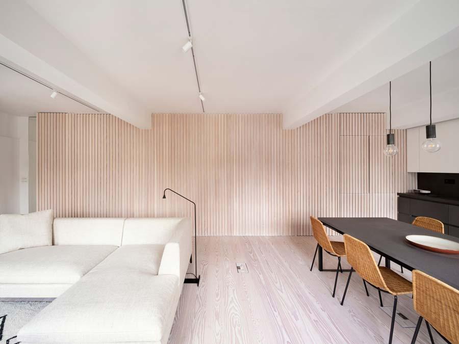 Quando si decide di arredare un open space, anche se si può scegliere liberamente il proprio stile, bisogna creare una certa continuità nella scelta degli. Come Arredare Cucina E Soggiorno In Un Ambiente Unico