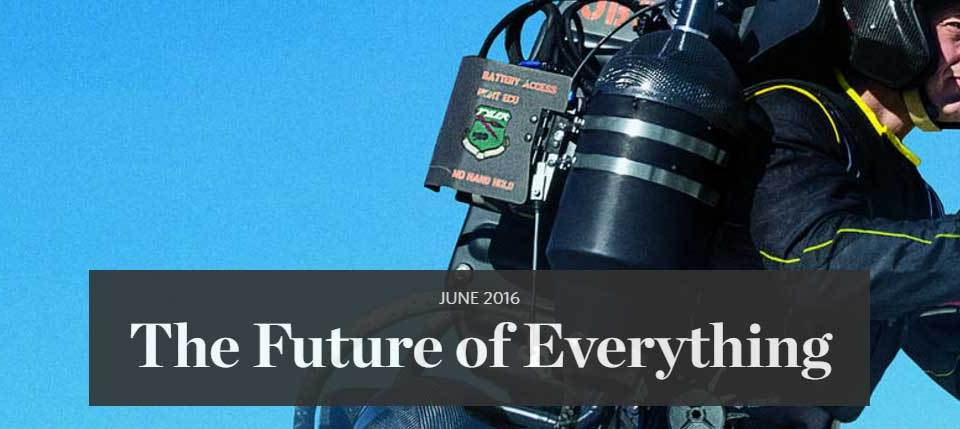 Future of Everything by Wall Street Journal