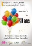 Célébration des 60 ans de l'IET et de Baty
