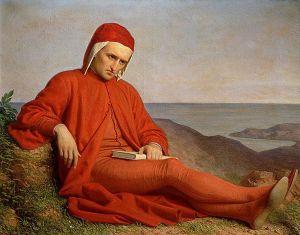 Dante craving some bland bread.