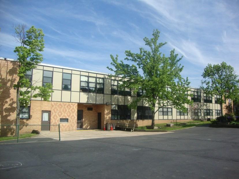 school outside