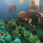 Kenalkan Anak-Anak Dengan Alat Komunikasi, Para Siswa TKIT Assunnah Kunjungi Radio Kita 94,3 FM