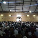 Penuh Sesak, Ribuan Orang Hadiri Kuliah Shubuh Ustadz Syafiq Riza Basalamah di Ponpes Assunnah Cirebon