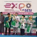 Siswa MTs Assunnah Cirebon Raih Dua Gelar Juara di Expo ASESI 2018