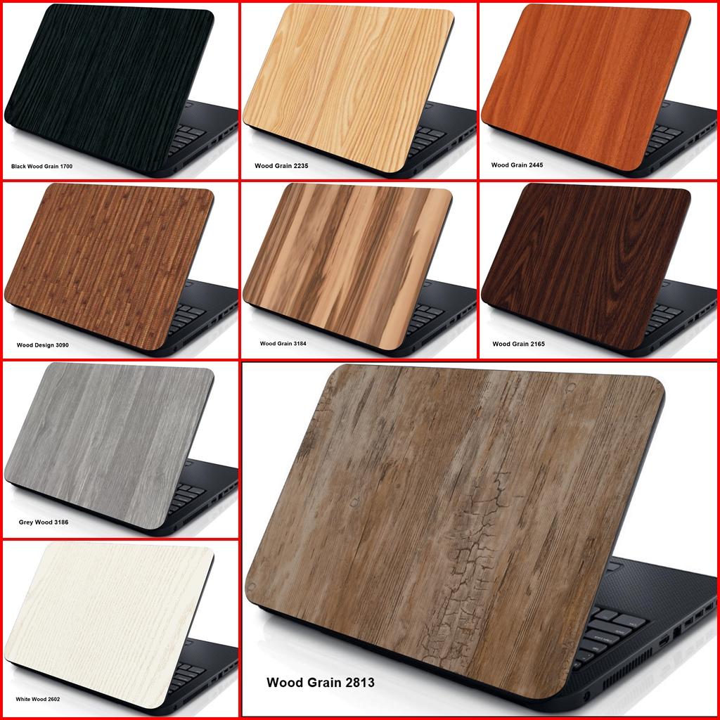 Wooden Laptop Skin