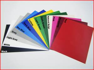 Self Adhesive Matt Vinyl