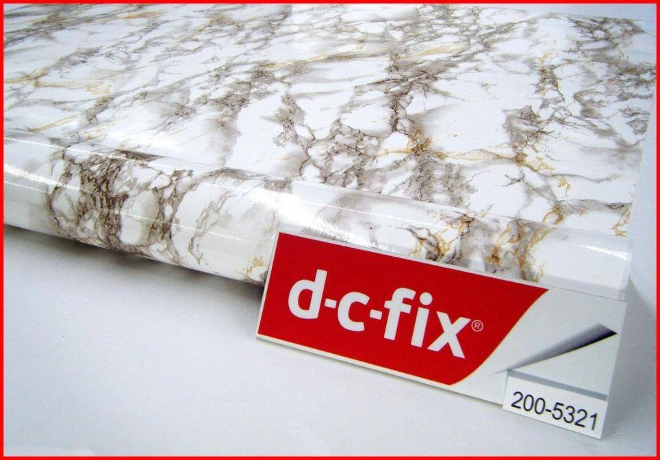 DC FIX Self Adhesive Marble Design