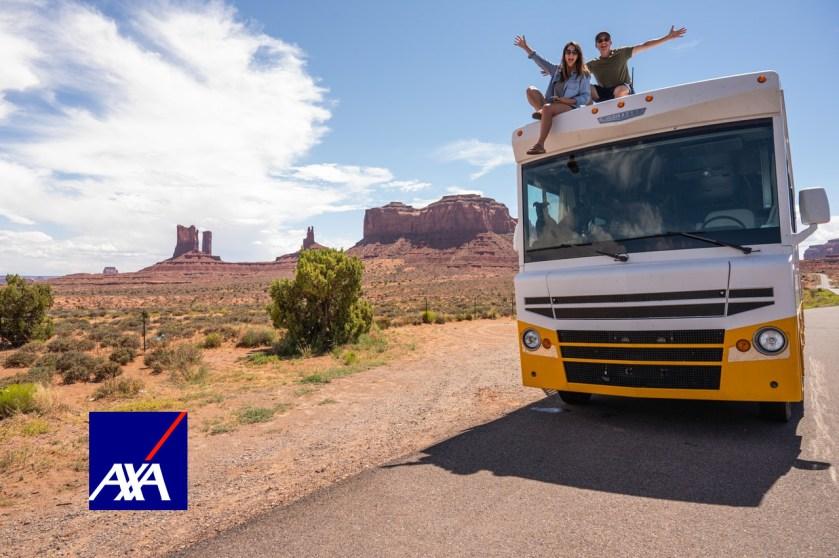 assurance camping-car Axa