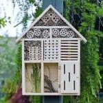 Домик для насекомых. Ландшафтный дизайн