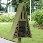Ландшафтный дизайн. Домик для насекомых