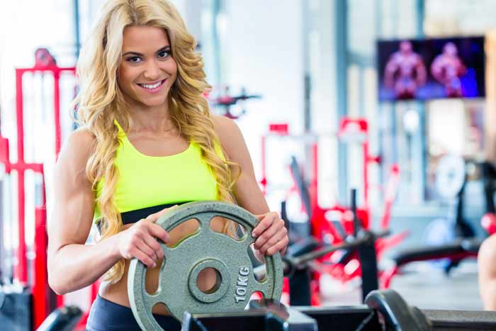 Weight Training – More Muscle, Less Fat, Better Health
