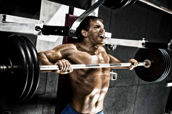 Training Intensity is Key to Building Muscle and Optimizing Cardio Health