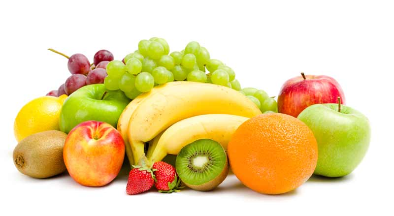 I eat 3 or 4 pieces of fruit a day. Now I'm told fruit is not really a good thing to snack on because it's all simple carbs and will turn to fat easily. Should I drop the fruit?