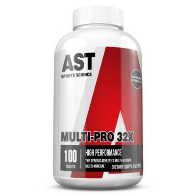 Vitamins - Best Multi Vitamin - MultiPro 32X - The Serious Athlete's Multi-Vitamin