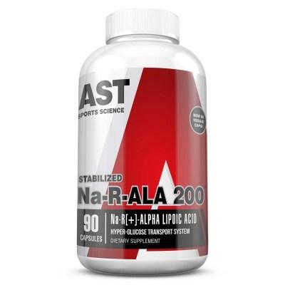 Stabilized Na-R-ALA 200