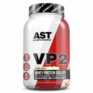 VP2 Whey Isolate Vanilla - Best Whey Protein