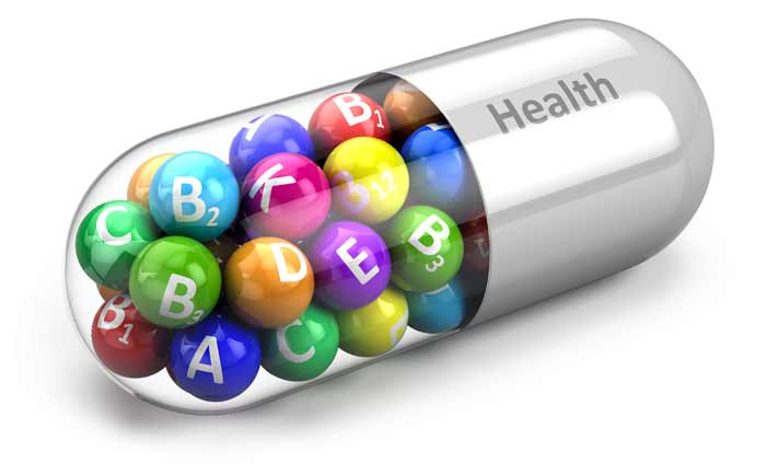 A Daily Multivitamin Reduces the Chances of Getting Sick