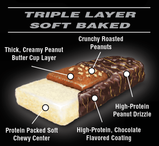 The best tasting protein bar!