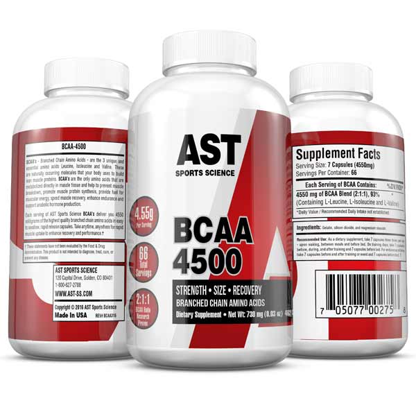Find Out Why BCAAs are a 'Must-Use' Performance Supplement