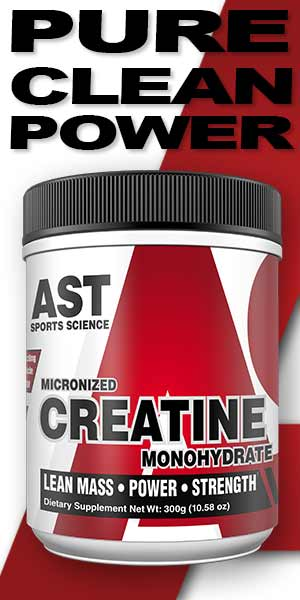 Muscle-Building Micronized Creatine