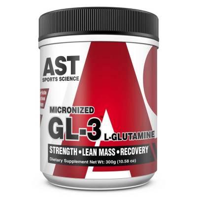 GL3 L-Glutamine 300 Grams