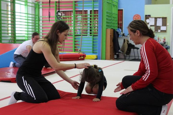 kurs instruktora akrobatyki sportowej