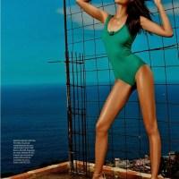 Daniela Braga for Elle Brazil October 2013