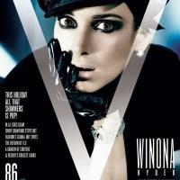 Winona Ryder for V Magazine Winter 2013/14