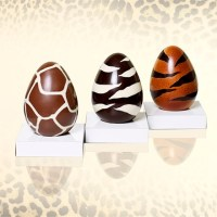 Gourmet Fashionable Easter Eggs - 30 Chocolate Delicacies
