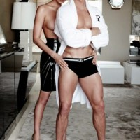 Cristiano Ronaldo and Irina Shayk Heat The Atmosphere in Vogue Spain June 2014