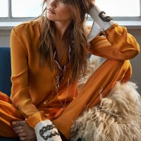 Behati Prinsloo by Chris Colls for The Edit July 2014