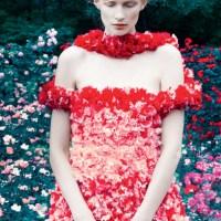 Into The Woods - by Erik Madigan Heck for Harper's Bazaar UK September 2014