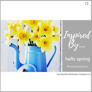 Inspired By...Hello Spring